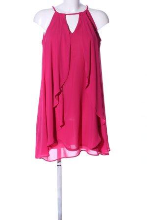 Le group woman Chiffonkleid pink Elegant