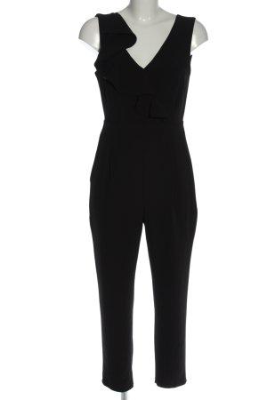 Le group woman Langer Jumpsuit black elegant