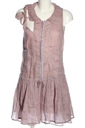 Le Jean De Marithé + Francois Girbaud Minikleid pink Casual-Look