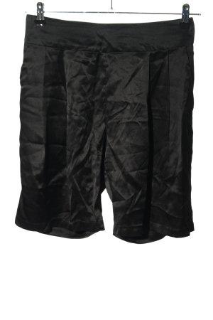 """Le Matin Shorts """"Matin"""" schwarz"""