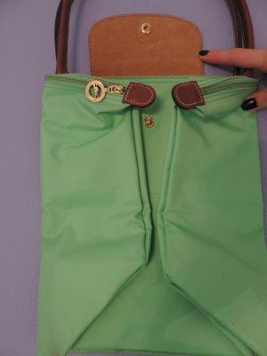 Le Pilage Shopper M grün