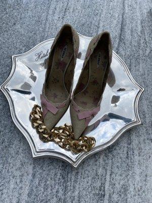 Le Silla Designer Pumps Schleife high heels, Schleife wie Neu