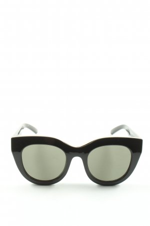 Le Specs Gafas negro look casual