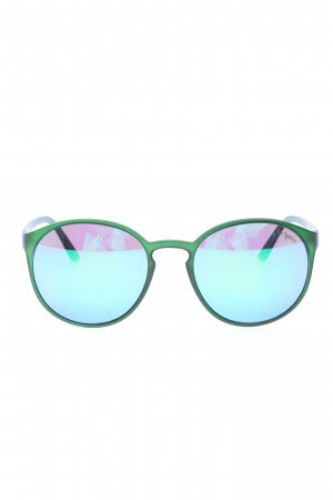 Le Specs Glasses blue casual look