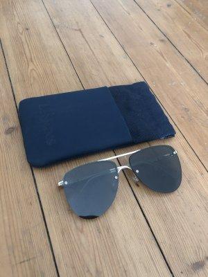 Le Specs Occhiale da pilota oro
