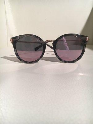 Le Specs Butterfly bril veelkleurig