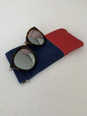 Le Specs Gafas de sol redondas multicolor