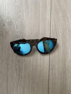 Le Specs Gafas mariposa color bronce
