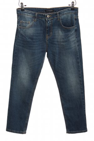 le streghe Spodnie z pięcioma kieszeniami niebieski W stylu casual