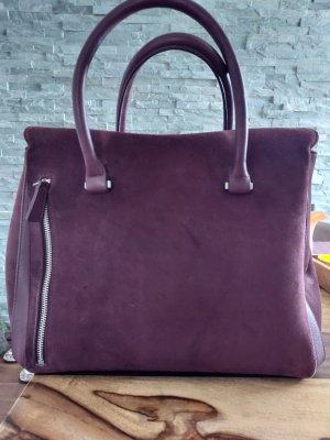 Le Tanneur Handbag bordeaux
