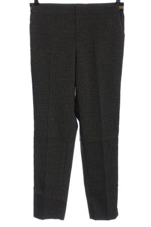 Le Temps des Cerises Pantalone a 3/4 grigio chiaro-nero stampa integrale