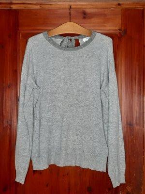 Le Temps des Cerises Camicia lunga argento-grigio chiaro Viscosa