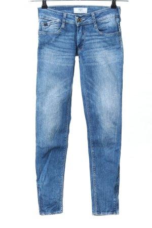 Le Temps des Cerises Skinny Jeans blau Casual-Look