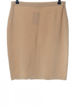 Le Tricot Longhin Strickrock nude Casual-Look