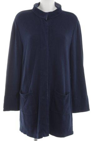 Le Tricot Perugia Cardigan blau Casual-Look