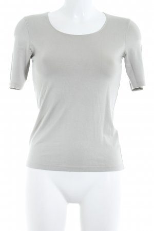 Le Tricot Perugia T-Shirt hellbeige Casual-Look