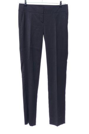 Le trou d'aiguille Pantalon de costume noir style d'affaires