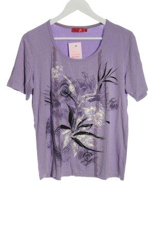 Lea H. Print-Shirt