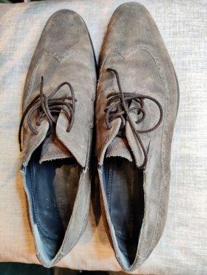 Hugo Boss Chaussure Oxford marron clair