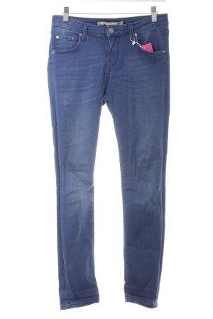 leana woman Skinny Jeans blau Casual-Look