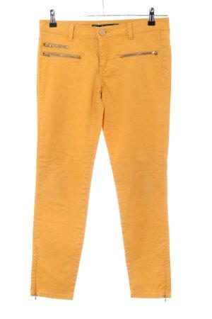 leana woman Slim Jeans hellorange Casual-Look