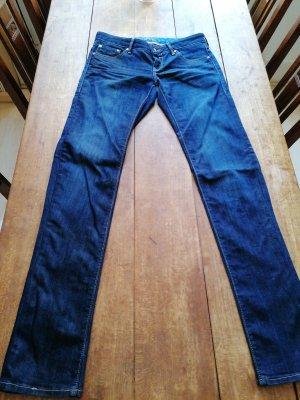 Mavi Jeans Co. Pantalone cinque tasche blu