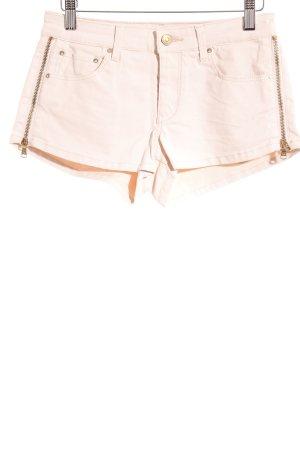 Leara Woman Shorts rosé-goldfarben Street-Fashion-Look