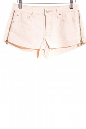 Leara Woman Shorts rosé-goldfarben Street-Fashion-Look