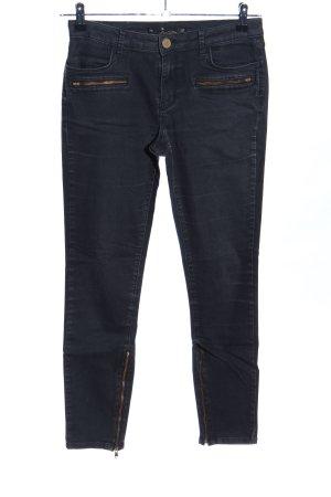 Leara Woman Skinny Jeans schwarz Casual-Look