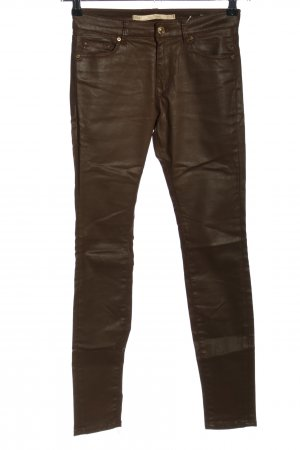 Leara Woman Slim Jeans braun Casual-Look