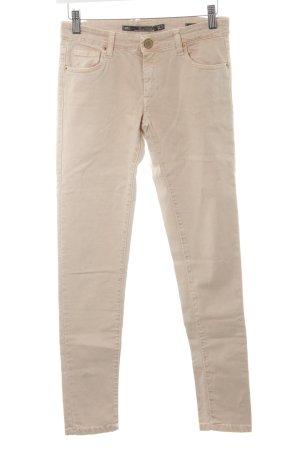 Leara Woman Slim Jeans nude Casual-Look