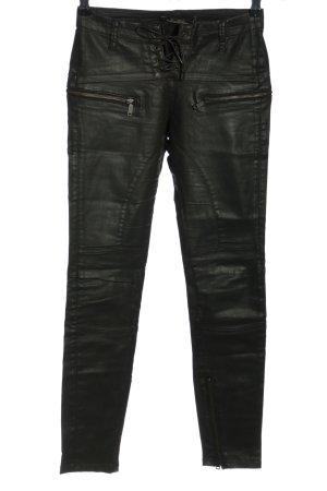 Leara Woman Stretch Jeans schwarz Casual-Look