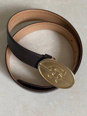Leather Belt Escada Sport
