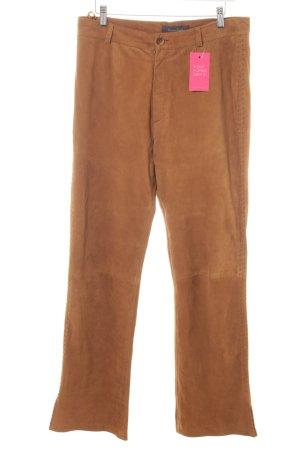 Leather Sound Lederhose camel Casual-Look
