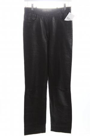 Leather Sound Lederhose schwarz