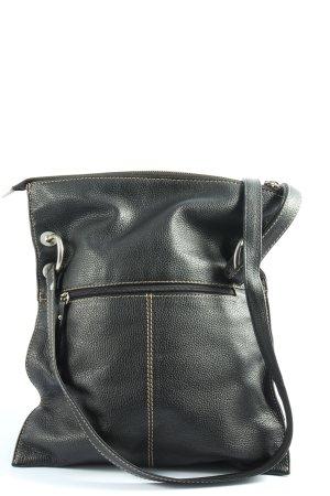 Lebag Umhängetasche schwarz Casual-Look