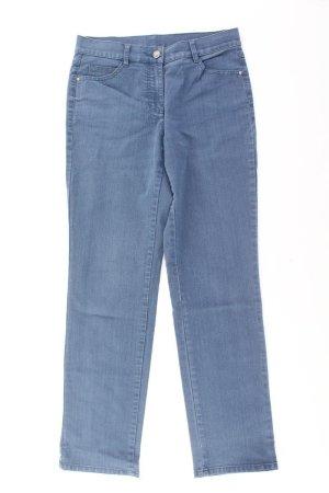 BARBARA LEBEK Jeansy niebieski-niebieski neonowy-ciemnoniebieski-błękitny