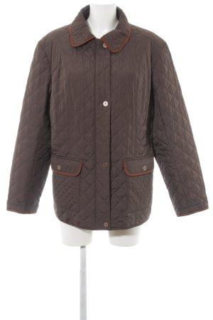 Lebek Kurtka przejściowa jasnobrązowy-szaro-brązowy W stylu casual