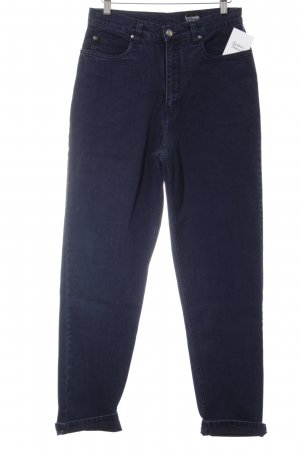 Lecomte Stretch Jeans dunkelblau Casual-Look