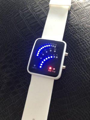 LED Multicolor Armbanduhr