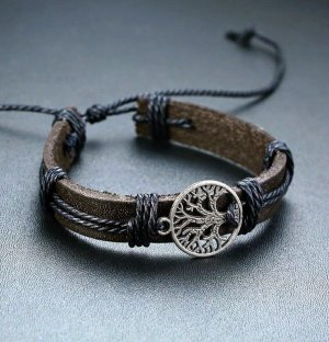 DiAmi Bracelet multicolored leather