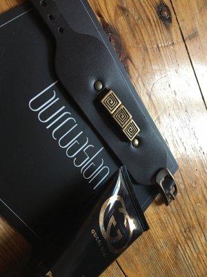 Bracelet brun-doré