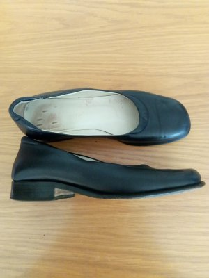 Carrière Ballerinas with Toecap dark blue-black