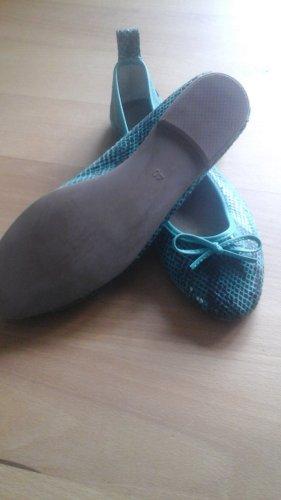 """Leder Ballerinas """"NEU"""""""