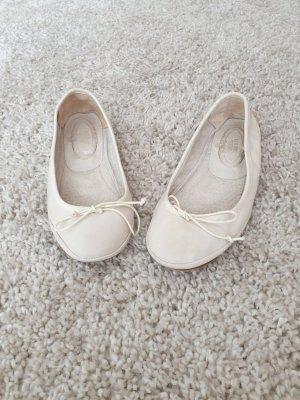 Leder-Ballerinas von Fred de la Bretoniere,  Gr. 39