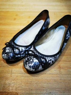 Leder Ballet Schuhe