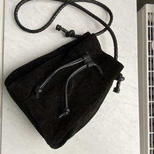 Leder Beutel Tasche ungetragen