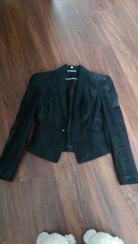 Leder blazer. Neu. nie getragen