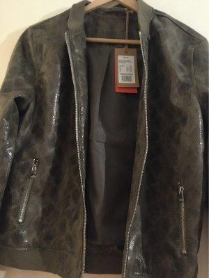 Fritzi aus preußen Blouse Jacket khaki