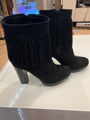 Marc Cain Ankle Boots black